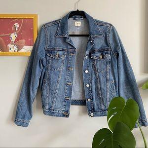 Gap Mid Blue Jeans Jacket